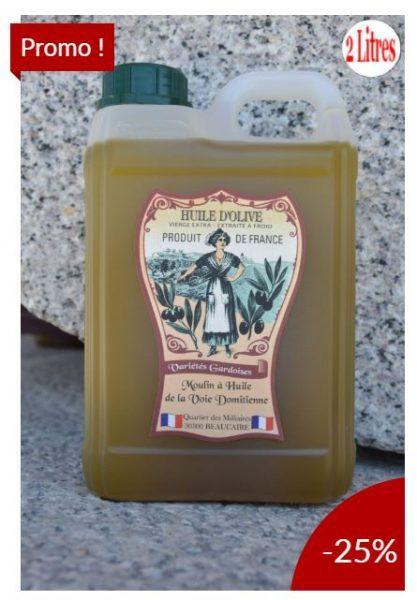 Huile d'olive Mireille