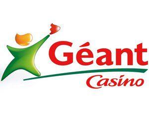 Logo Géant Casino