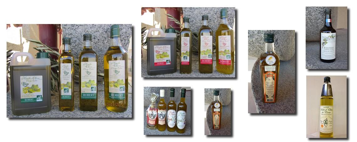 Des huiles d'olive haut de gamme issues de terroirs remarquables.