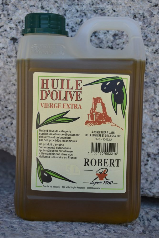Huile d'olive Douce ROBERT
