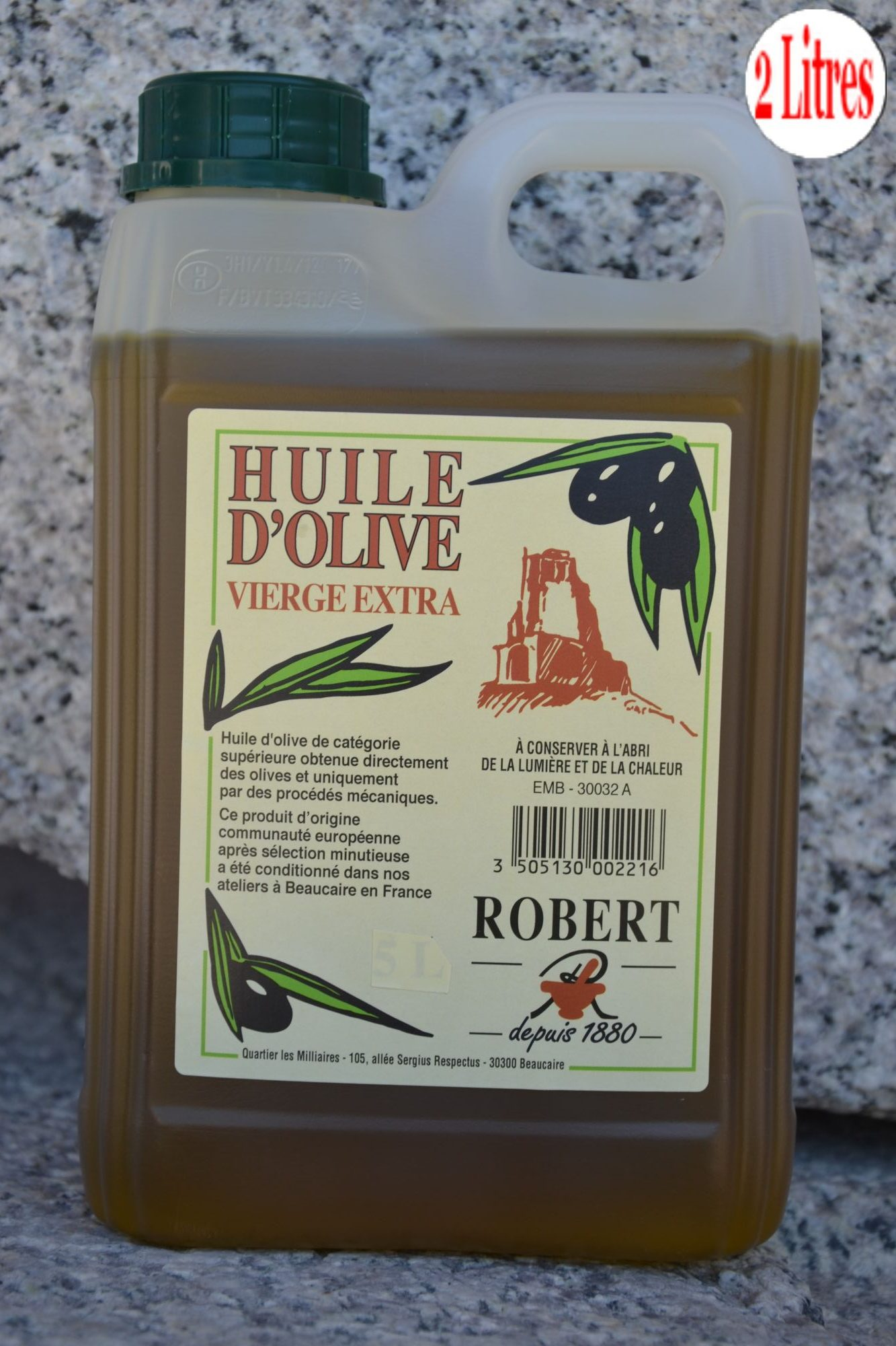 Huile d'olive Douce ROBERTHuile d'olive Douce ROBERT