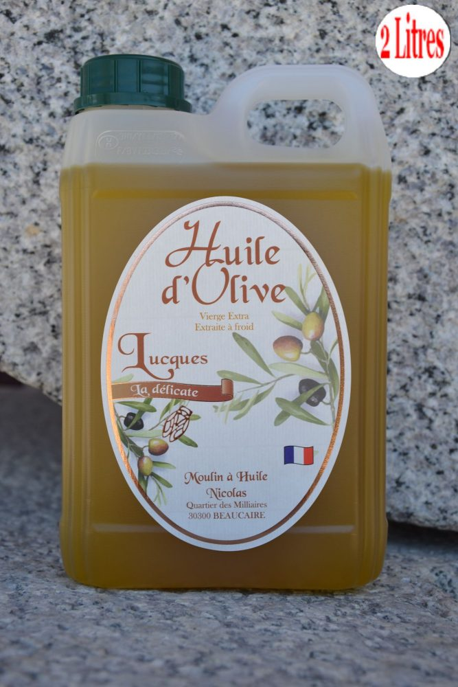 Huile d'olive LUCQUES
