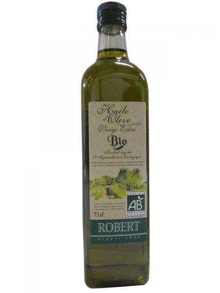 Huile d'olive vierge extra « BIO » filtrée