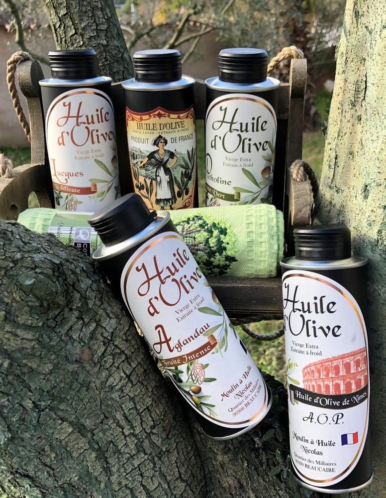 Huile d'olive prestige