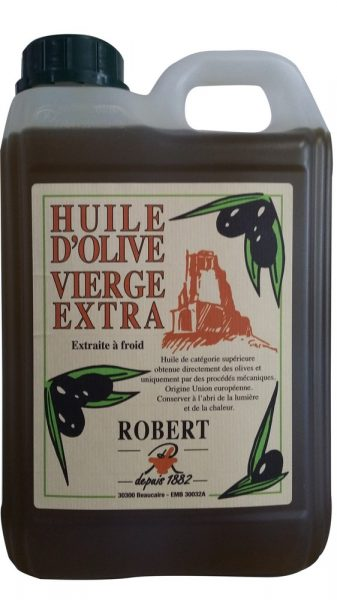 510 Huile d'olive vierge extra « douce »