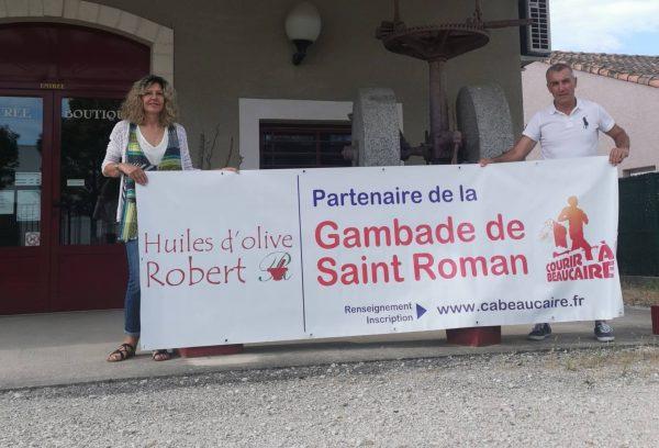 Courir à Beaucaire