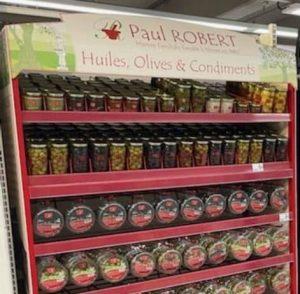Les olives Robert, c'est parti!