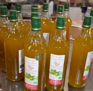 Les huiles d'olive Robert, entreprise familiale mais dynamique et ambitieuse !
